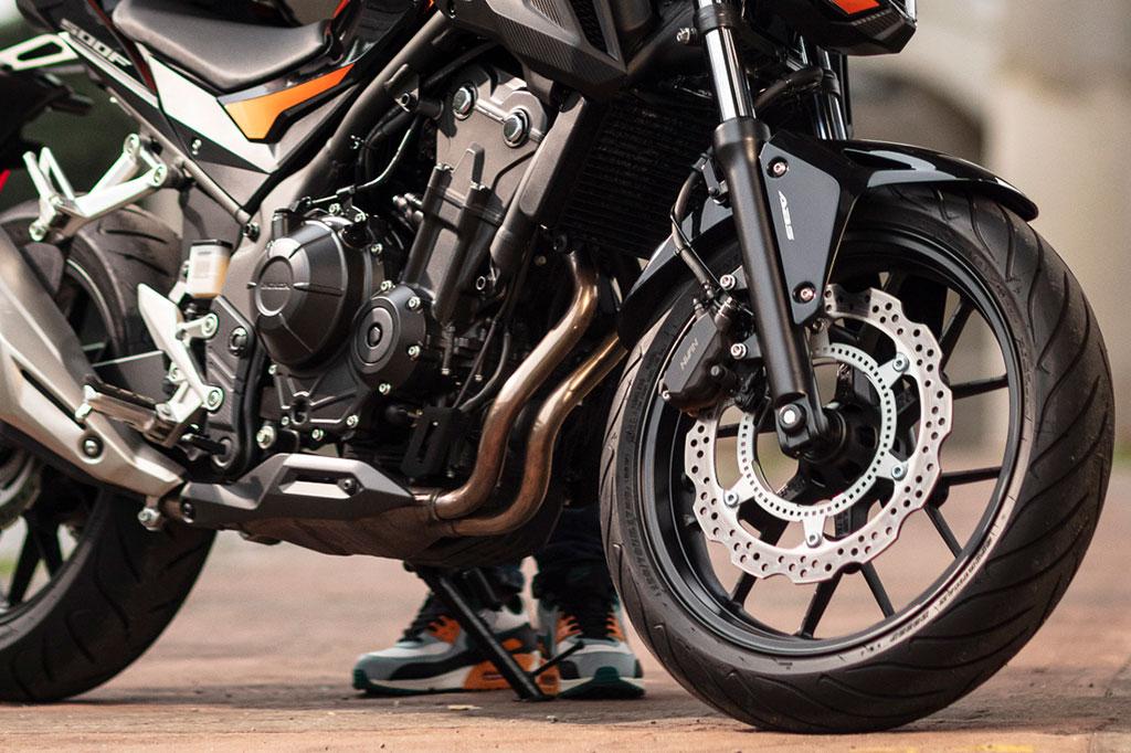 Como cuidar dos pneus novos da sua Honda