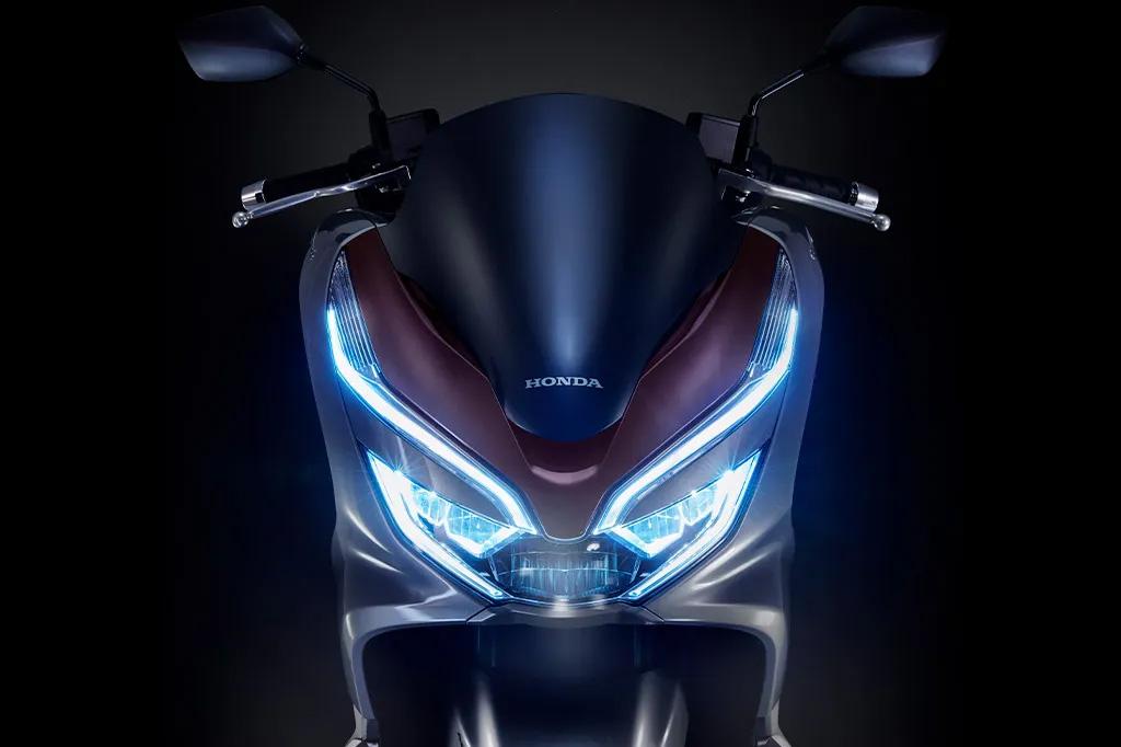 Novas cores e grafismo na Honda PCX 2022